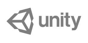 unity logo gray